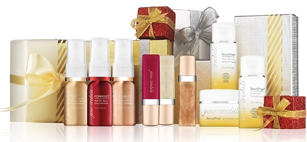 Jane Iredale Holiday Sets at Blush