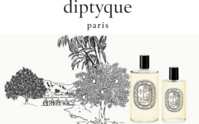 Diptyque Fine Fragrances…From the Streets of Paris to your Home!