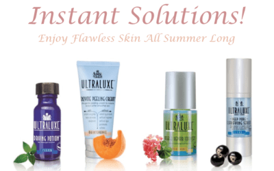 Flawless Skin for Summer in 4 Simple Steps!