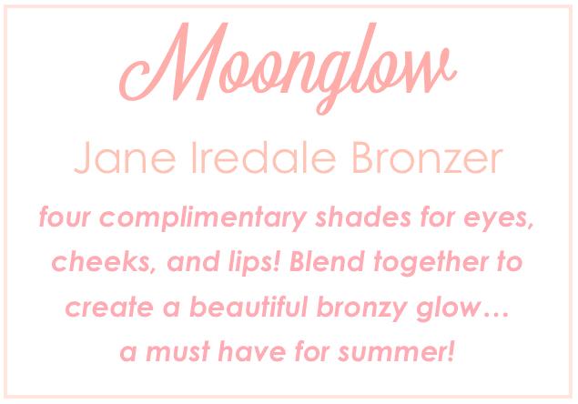 Jane Iredale Moonglow Bronzer at Blush by Jamie Rose