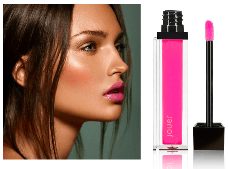 Peony Gloss Jouer Cosmetics at Blush by Jamie Rose